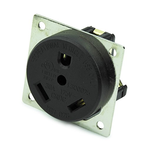 Compare Price To Rv 30 Amp Power Outlet Box Tragerlaw Biz