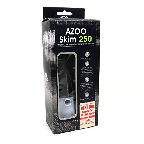 AZOO AZ13123 Nano Surface Aquarium Skimmer