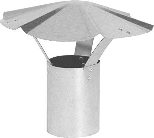 5 galvanized stove pipe - 8