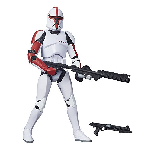 Star Wars The Black Series Clone Trooper Captain 6 Inch Figure