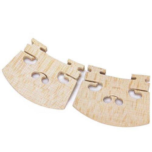 TOOGOO(R) 2¡ÁMaple Violin Bridge 4/4 by TOOGOO(R) (Image #7)