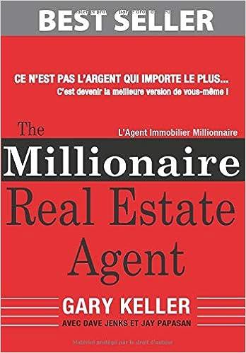 Image result for Gary Keller's Millionaire Real Estate Agent.