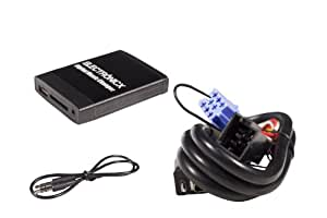 USB MP3 AUX SD - Adaptador para Cambiador-CD, para VW, Skoda, Seat, Ford 8 Pin