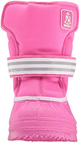 Pictures of Nautica Girls' Port Snow Boot Pink 10 3E280AJL Pink 10 M US Toddler 6