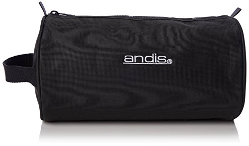 Andis 12430 Soft Oval Accessory Bag For Andis Clippers Trimmers Blades Tools Brushes (Andis Blades Case compare prices)
