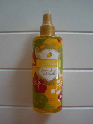 Victoria's Secret Garden Collection Lemon Paradise Body Mist