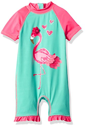 Wippette Baby Girls Flamingo Swim product image