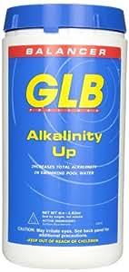 GLB piscina y Spa productos 71200mazo de alcalinidad Up piscina agua Balancer