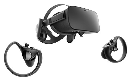 Oculus Rift Touch Virtual Reality System   Pc
