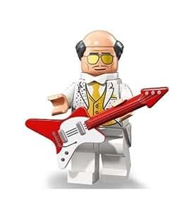 LEGO The Batman Movie Series 2 Collectible Minifigure - Disco Alfred Pennyworth (71020)