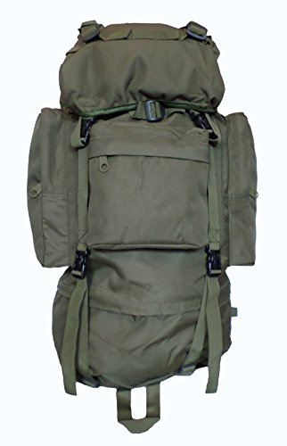 RibRave Alpine Expedition Backpack | Green