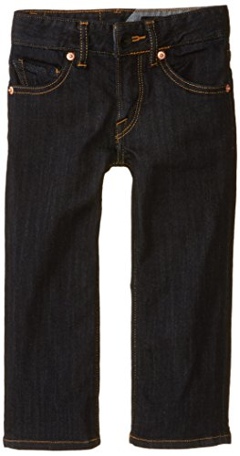 Volcom Boys' Vorta Slim Fit Denim Jeans, Rinse, 29