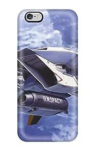 Irene R. Maestas's Shop Hot T7W273FALR6IDMWY Scratch-free Phone Case For Iphone 6 Plus- Retail Packaging - Macross Fighter