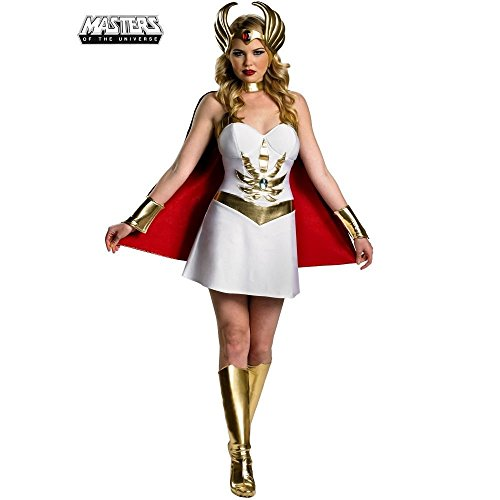 Masters Of The Universe - She-ra Adult Costume (Girls She Ra Costumes)