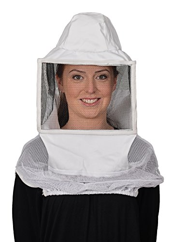 Beekeeping Veil w Square Hat