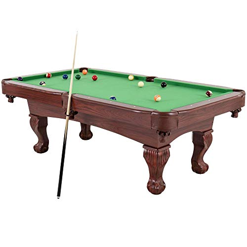 - Triumph 45-6784 Santa Fe 7 1/2' Billiard / Pool Table with Accessories