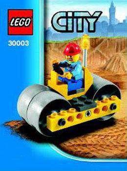 LEGO City: Camino De Rodillos Establecer 30003 (Bolsas ...