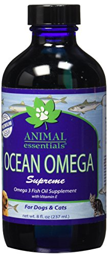 Animal Essentials Fish Oil - 0ANIV Animal Essentials Ocean Omega Supreme - 8 oz