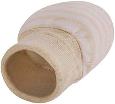 0-8 mesi 2 paia di guanti unisex per neonati caldi guanti termici in cotone anti graffio guanti infantili guanti guanti per neonati autunno inverno guanti per bambini