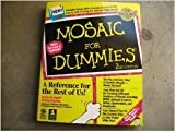 img - for Mosaic for Dummies by David Angell (1996-04-04) book / textbook / text book