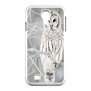 Custom Colorful Case for SamSung Galaxy S4 I9500, Owl Cover Case - HL-712013