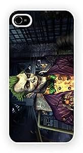 Batman Arkham Asylum Joker for iPhone 5 5s protective Durable case by icecream design