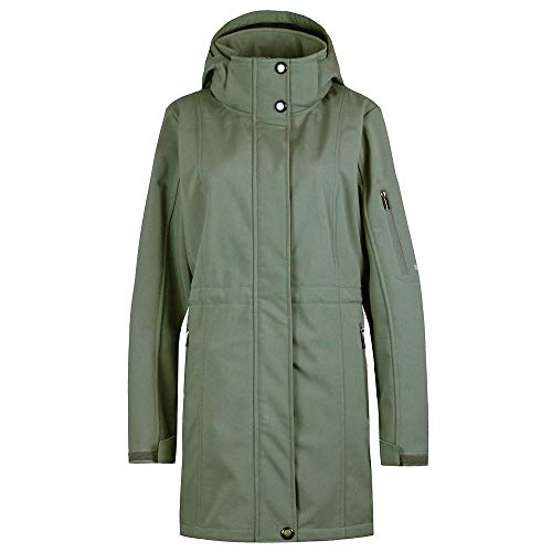 - Boulder Gear Cascade Long Softshell Jacket Womens