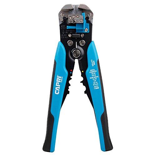Capri Tools 20012 Self-Adjusting Wire Stripper (Adjusting Wire Stripper Self)
