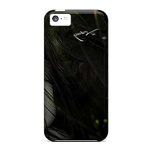 TSVUjVm1286wSOpy Emo Vampire Girl Fashion Tpu 5c Case Cover For Iphone