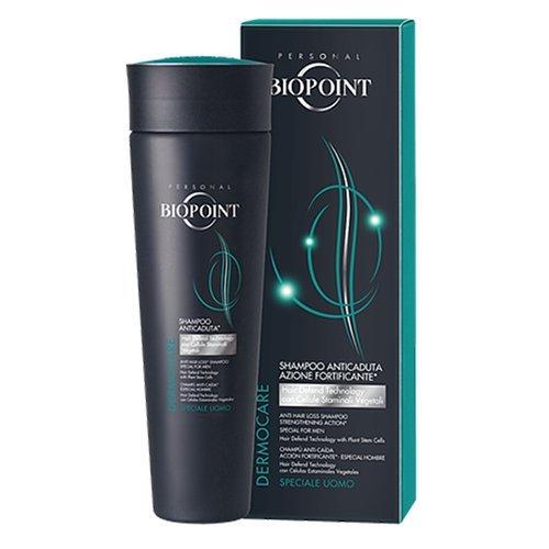 2 opinioni per Biopoint Dermocare Shampoo Anticaduta Speciale Uomo 200ml