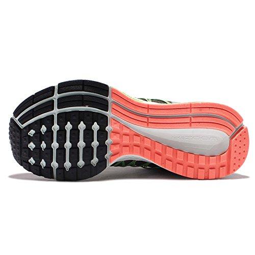 Nike Womens Air Zoom Pegasus 32 (w) Scarpa Da Corsa Sequoia / Riflettere Verde Argento-tensione