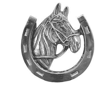 Modern Horse Door Knocker (Stainless Steel Door Knockers)