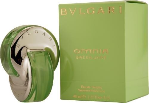 Bvlgari Omnia Green Jade By Bvlgari For Women Edt Spray 1.3 - Blossom Jade Fragrance Womens