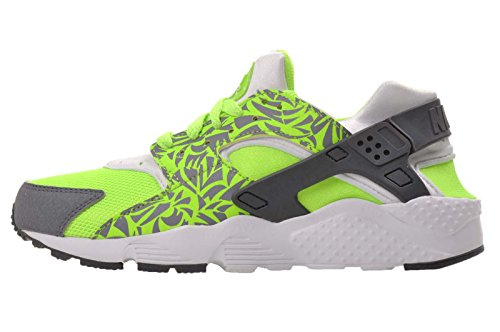 Nike HUARACHE RUN PRINT (GS) boys running-shoes 704943