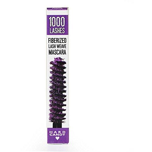 Hard Lash Candy (Hard Candy 1000 Lashes Fiber Mascara)