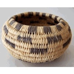 Traditional Coiled Basket Weaving Kit (makes one 3in. - 4in. Basket, Basic version) Wildwoods Craft Kits 5224249