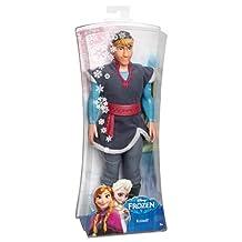 Disney's Frozen Princess Kristoff Sparkle Doll