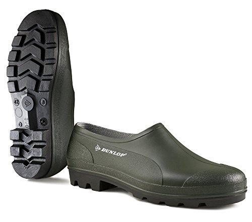 en de acero Sin puntera para Zapatos Dunlop establo B350611 pvc Spttqg