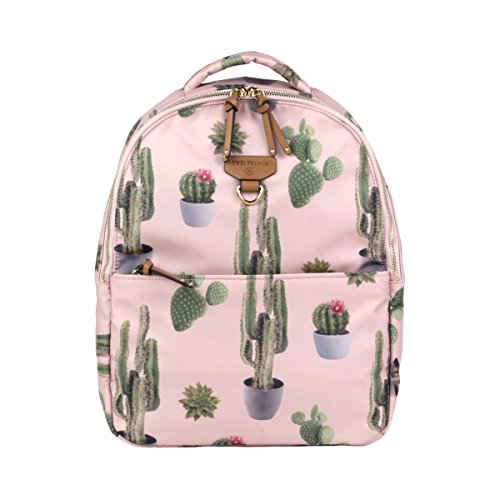 TWELVElittle Mini-Go Backpack, Cactus Print