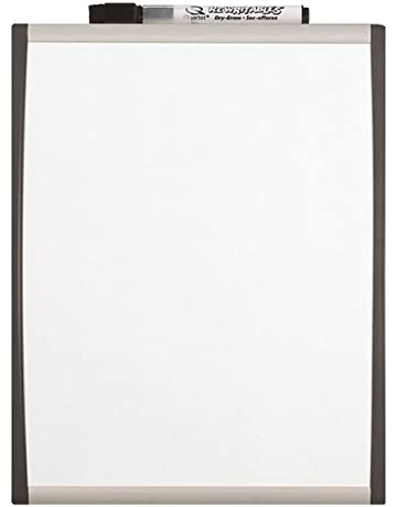 62887b590b1b Rexel - Pizarra magnética, Blanco, 280 x 215 mm
