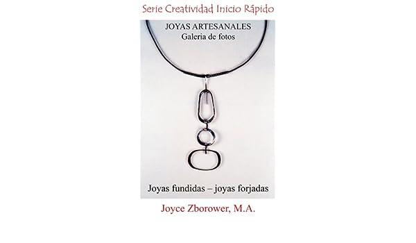 JOYAS ARTESANALES Galería de Fotos (Spanish Crafts Series nº 1) eBook: Joyce Zborower, M. Angelica Brunell S.: Amazon.es: Tienda Kindle