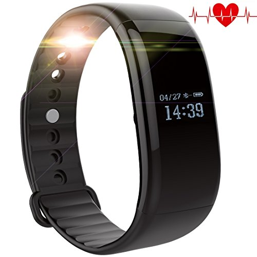 ToHayie Bluetooth Smartwatch Monitoring Wristband