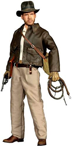 - Sideshow Collectibles 12 Inch Action Figure Indiana Jones Raiders of the Lost Ark
