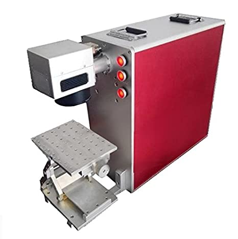 Amazon.com: Maiman portátil 20 W grabado en láser máquina de ...