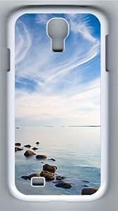 Island of Rakin Kotk Custom Samsung Galaxy I9500/Samsung Galaxy S4 Case Cover Polycarbonate White wangjiang maoyi