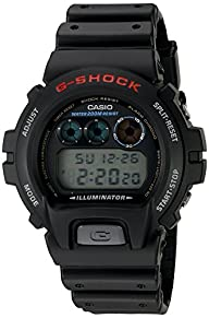 Casio Men's DW6900-1V G-Shock Classic Digital Watch with Black Band