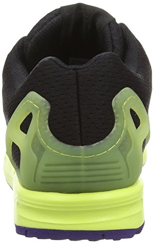 adidas Zx Flux, Men's Fitness Shoes Black (Core Black/Core Black/Semi Frozen)