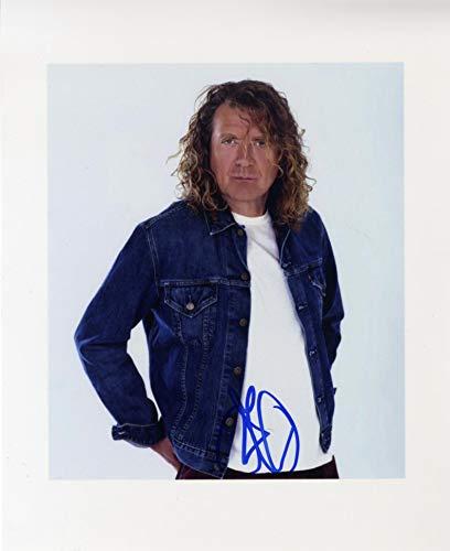 (Robert Plant LED ZEPPELIN Rock autograph, signed photo)