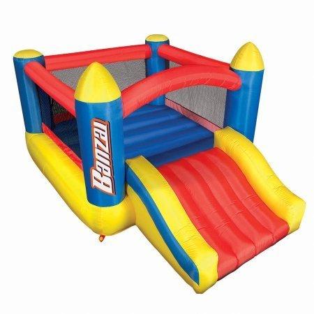 Big Bounce 'N Slide Bouncer - Turbo Twister Slide