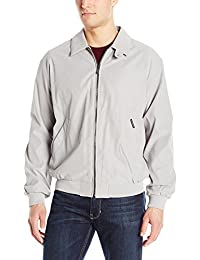 Weatherproof Garment Co. Mens Microfiber Classic Golf Jacket